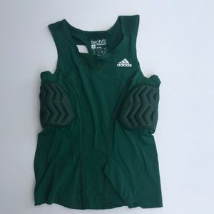 Adidas Tech Fit Padded Tank Top